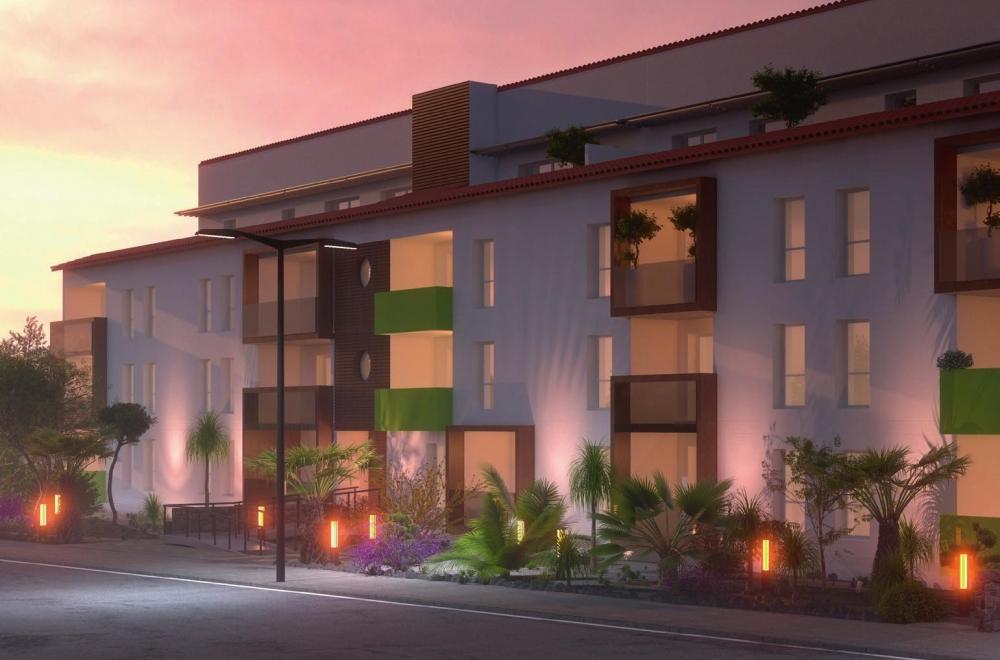 Appartement neuf à Argelès