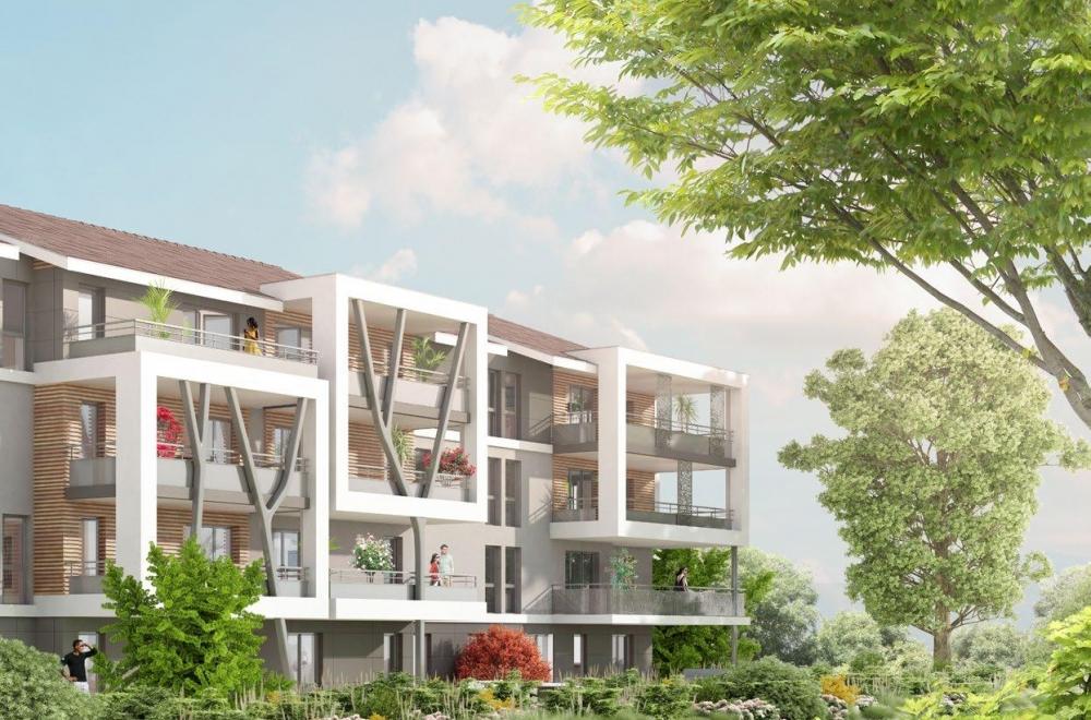 Nouvelle résidence à Douvaine