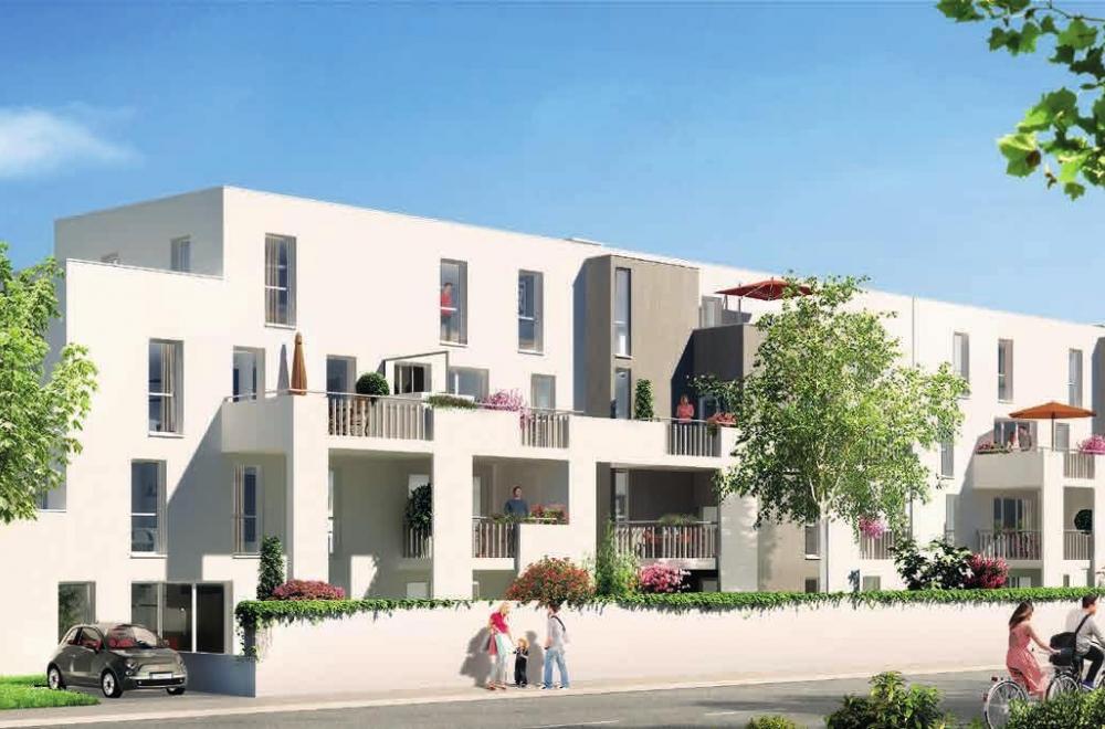 Résidence à La Rochelle