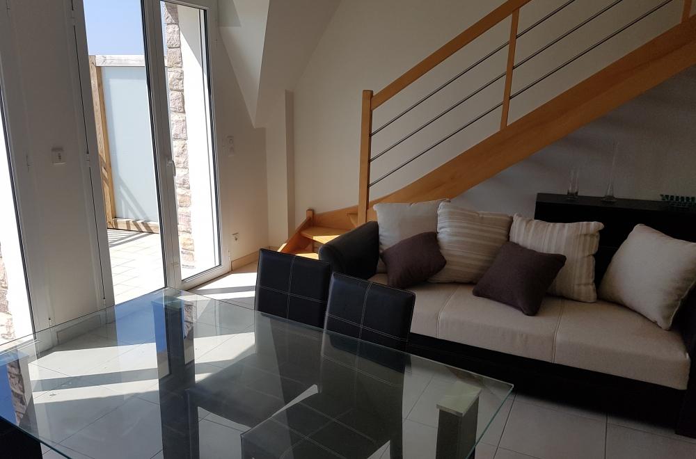 Salon Duplex balcon