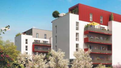 résidence contemporaine à Angers