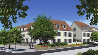 Résidence à Montfort L'Amaury