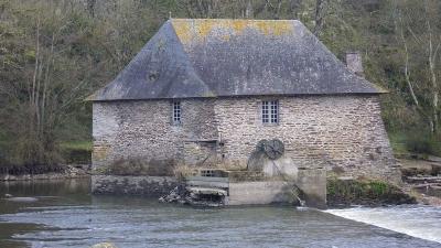 Tourisme : le Moulin du Boël à Pont Réan