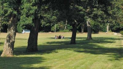 La Norville : le parc