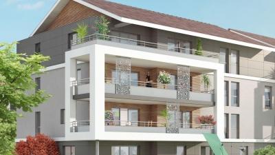 Appartement neuf à Douvaine