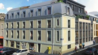 Résidence néo classique à Angers