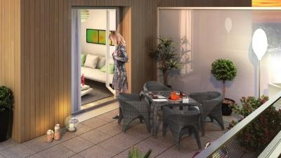 Exemple de Terrasse